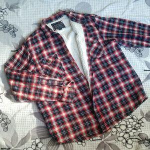 Pre loved ❤️ premium flannel long sleeve vintage l
